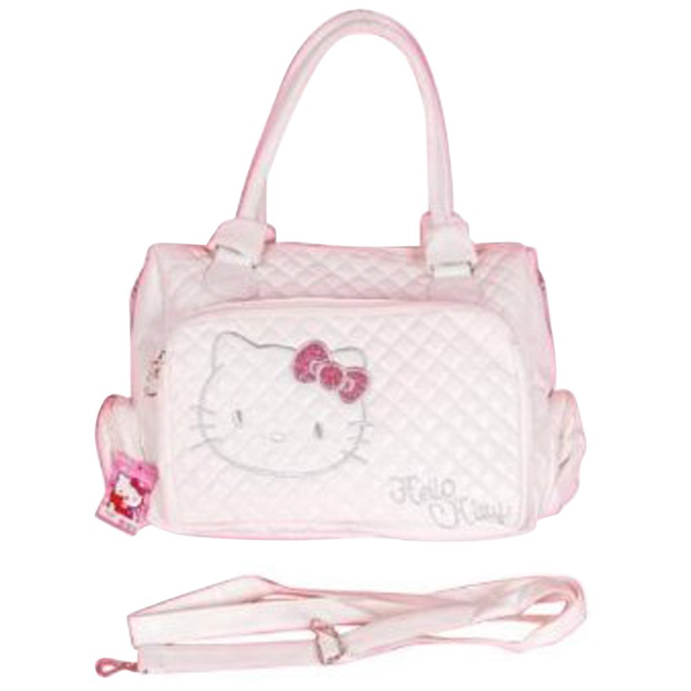 f48599a2b Hello Kitty Tote Bag Messenger Sling Purse Only $20.27 Shipped! (Reg.  $84.20!)
