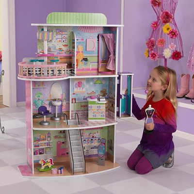 kidkraft KidKraft Shopping Center Dollhouse Only $49.97 (Reg. $170!)