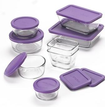 Anchor Hocking 16 pc Food Storage Container Set Just 1599 Shipped