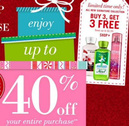All About Bath and Body Works