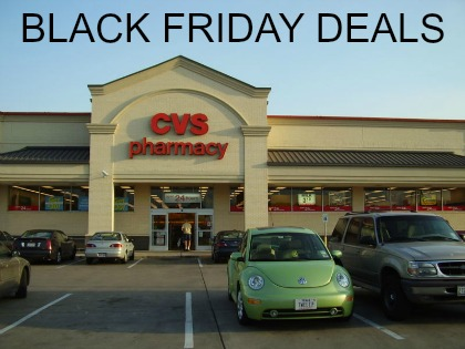 CVS Black Friday Deals CVS Pre Black Friday Sale FREEBIES (Starbucks Refreshers, Paper Towels, Hersheys + More)  Last Day