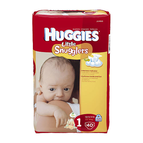 Huggies little snugglers1 HOT! Huggies Diapers Jumbo Packs As Low As $1.49 at CVS!