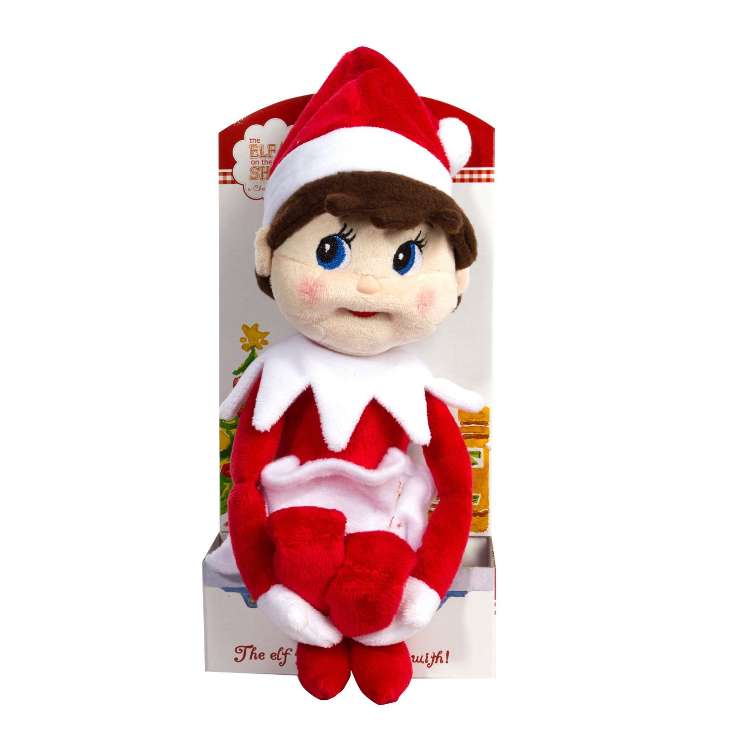 Elf on the Shelf Plush Doll only shipped