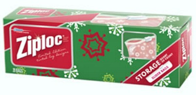 ziploc holiday sweepstakes free limited edition ziploc holiday slider bags 3 000 9135