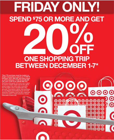 Find the best Target coupons, promo codes and deals for December All coupon codes guaranteed to work. 20% bonus on almost every purchase (maximum $) Expires Dec. 31, Get exclusive Target coupon codes & discounts up to 10% off when you join the Target.