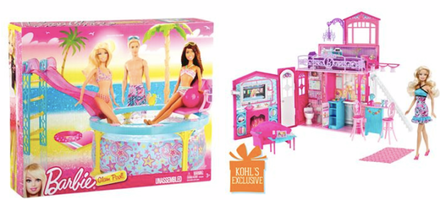 Barbie Glam Pool HOT! Barbie Items at Super Low Prices!