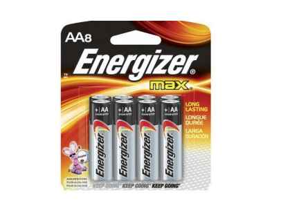 Energizer Battery Coupon HOT! Energizer Batteries 8 Pack Just 28¢ at Walmart!