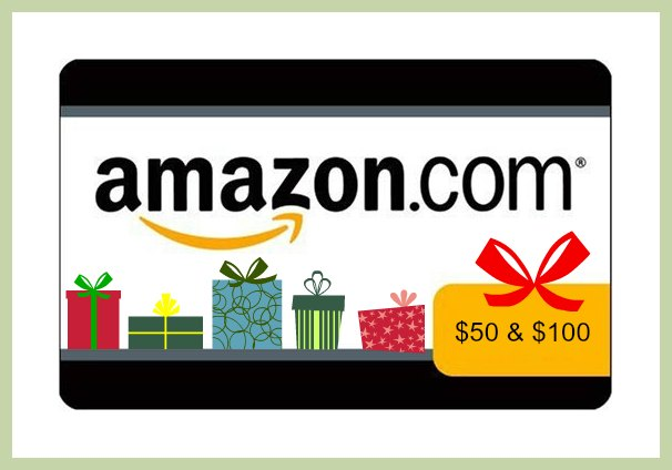 amazon gift card Win $100 & $50 Amazon Gift Cards from Mojo!