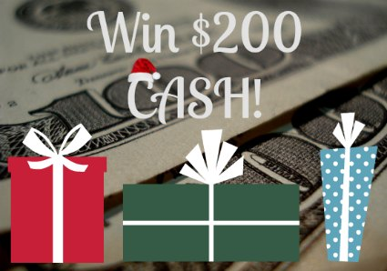 cash giveaway2 Mojo Giveaway: Win $200 CASH!