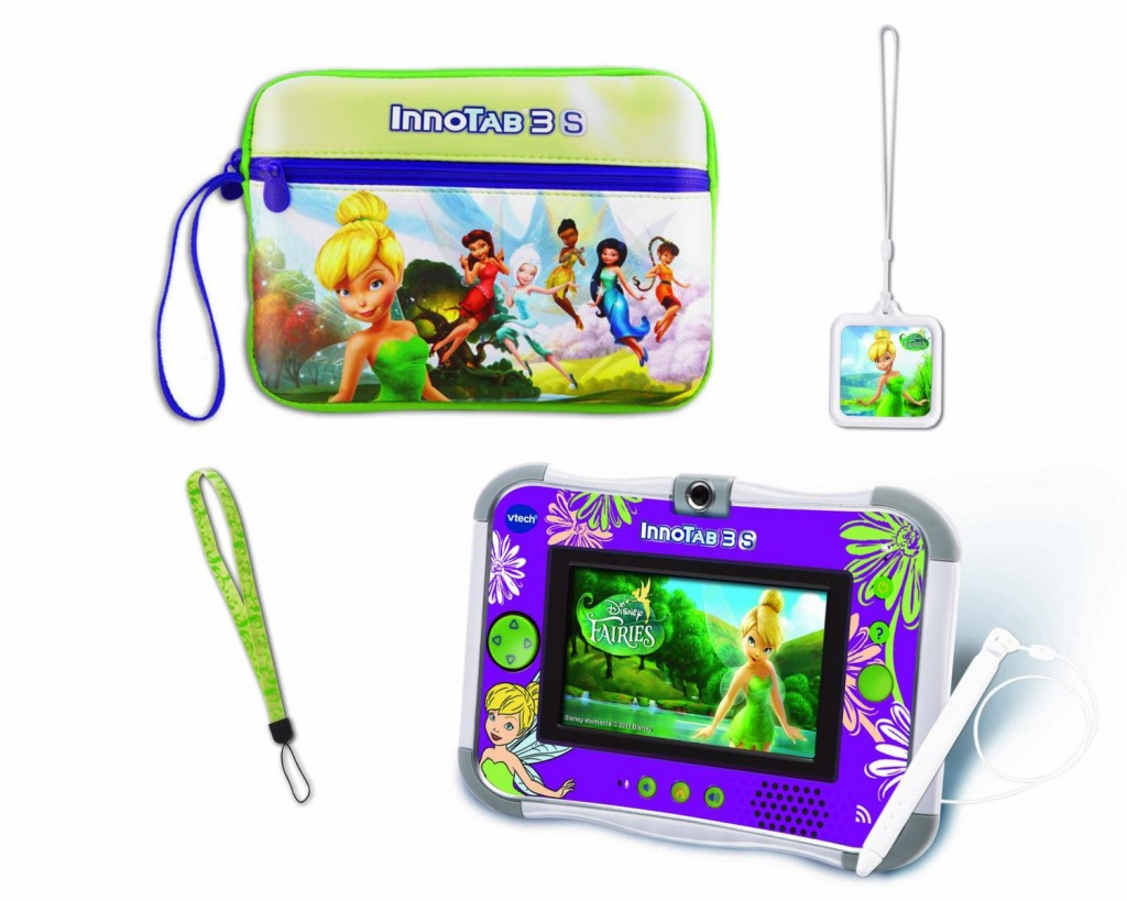 fairiesinnotab 1024x819 HOT! Disney Fairies VTech Innotab 3S Bundle Only $39.99! (Reg. $100!)