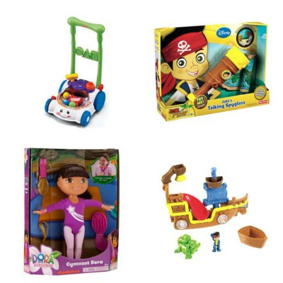 fp collage2 50% off Fisher Price Toys at Kohls.com!