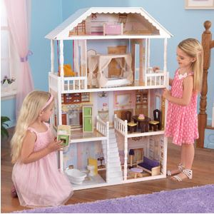 kidkraft savannah dollhouse KidKraft Savannah Dollhouse only $89 (reg $149.97)