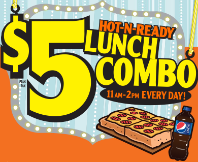 littleceasars Little Ceasars Catch a Combo Sweepstakes  Win Lunch for a Year, Gift Cards, and More!