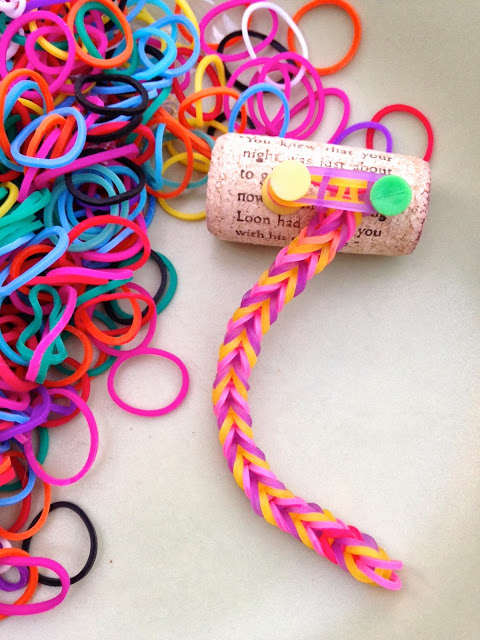 Diy Make Your Own Rubberband Loom