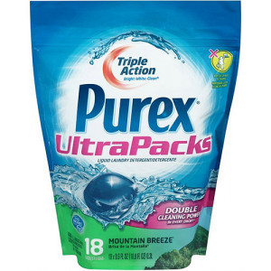 purexUP 300x300 Purex Laundry Detergent Only $2.10 at CVS!