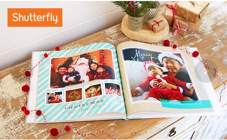 shutterfly Custom Shutterfly Photo Book Only $10 (Reg. $30!)