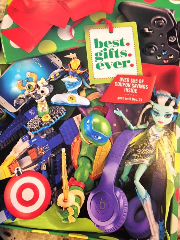 Target Toy Book 2013 : Target toy coupon book worth of coupons