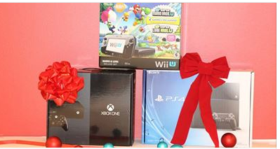 wishmas Win an Playstation 4, Xbox One, and Wii U  1 Winner  Winner Picked Tonight!
