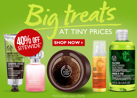 The Body Shop is a multinational cosmetics supply store. It has over 2, stores across 61 countries. They aim to make their products with love and care, made from some of the finest ingredients sourced around the world.