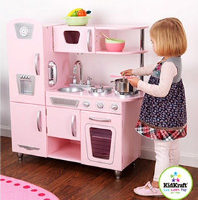 KidKraft Kitchen KidKraft Vintage Kitchen Just $104.99 Shipped (reg. $169)!