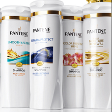 Pantene Pantene Shampoo and Conditioner only $0.08 ea!