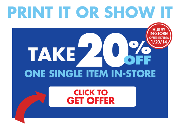 bbb Bed Bath & Beyond: 20% Off In Store Purchase Coupon!