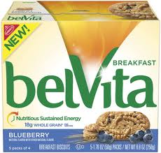 belvita Belvita Breakfast Biscuits Only $1.73 at Target!