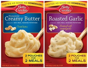 betty crocker boxed potatoes 300x234 FREE Betty Crocker Boxed Potatoes at Publix!