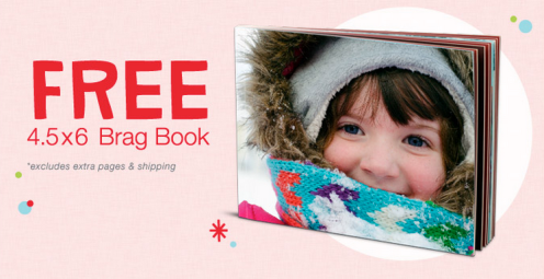 brag book FREE Photo Brag Book from Walgreens  Last Day!