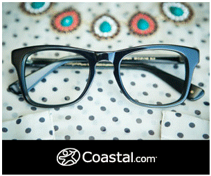 coastal FREE Eyeglasses For New Customers from Coastal.com!