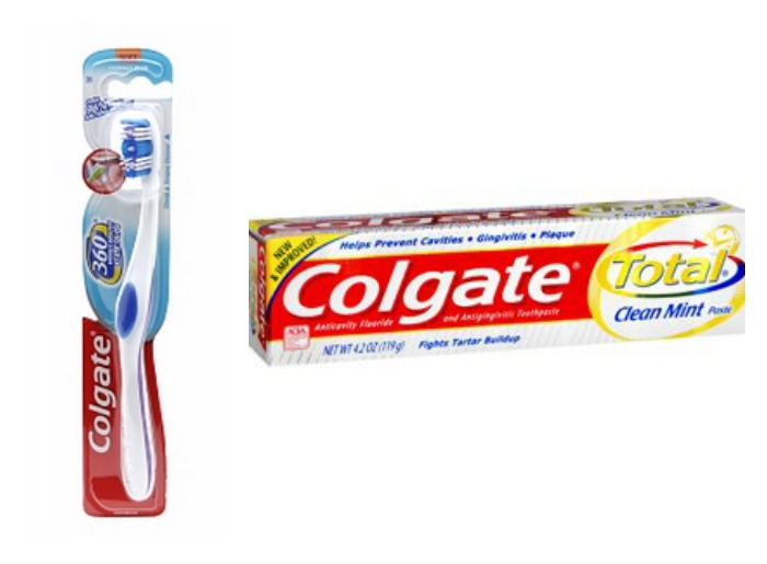 colgate 360 toothbrush and toothpaste FREE Colgate Toothbrushes and Toothpaste at Walgreens!