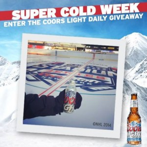 Check Out The Coors Light Website For Ingredients, Exclusive Swag, And More  Info On The Coors Light XP App.