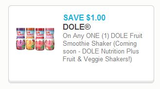 dole coupon