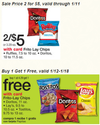 doritos at cvs Walgreens: Possible Double Dip Deals