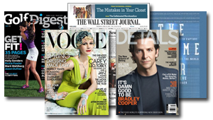 freemags FREE Magazine Subscriptions (Vogue, Wall Street Journal, SELF and More)!