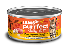 iams FREE IAMS Canned Cat Food at Target or Walmart!