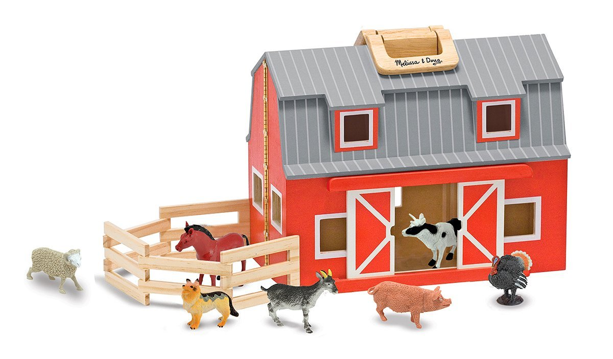 melissadoug Melissa & Doug Fold and Go Mini Barn Only $24.99 (Reg. $49.99!)