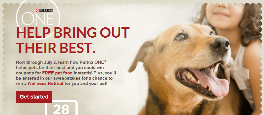 purina Kroger Purina Joyful Pet Moments Instant Win Game (10,000 Prizes!)
