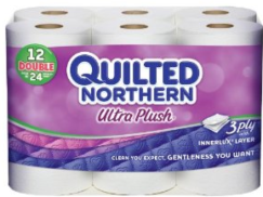 quiltednorthern Quilted Northern Big Rolls Just $2.44 for 9 Rolls at Walgreens!