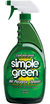 simplegreen $1.03 Money Maker on Simple Green Cleaner at Walmart!