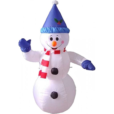 snowman Christmas Clearance at Meijer   Lights, Inflatable Decorations and MORE!