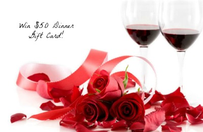 valentines day dinner Mojo Savings Giveaway: Enter to Win $50 Valentines Day Dinner (2 Winners)