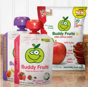 Buddy Fruits1 Buddy Fruits: Up to 45% off Fruit Pouches and Snacks!