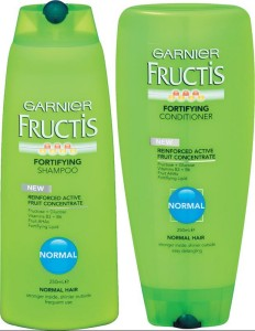 Garnier shampoo and conditioner 232x300 Garnier Fructis Only $0.50 at Walgreens!