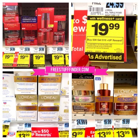 HOT! $34 in FREE LOreal Products at Rite Aid!