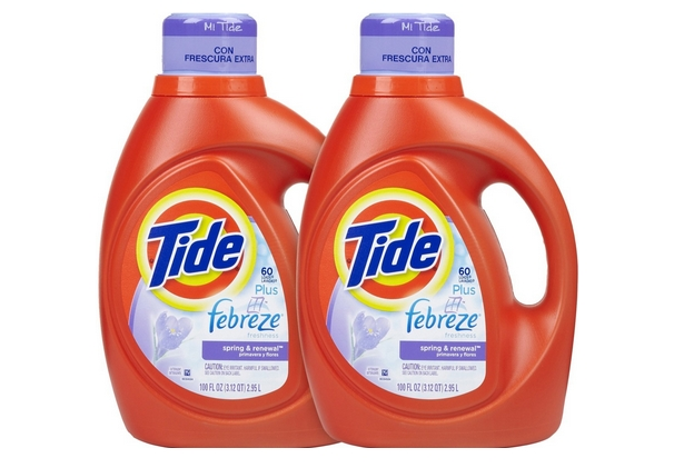 Tide Printable Coupons1 Tide Plus Detergent 50 oz. as Low as $3.74!