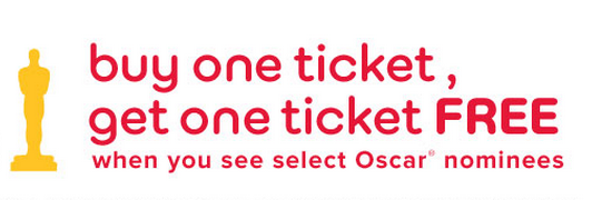 bogomovieticket HOT! Buy One Get One Free Movie Tickets from AMC Theatres!