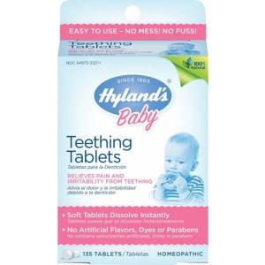 hylands2 300x300 FREE Hyland's Baby Teething Tablets at 1PM EST! First 2000!