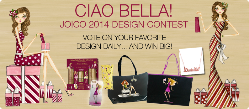 joico Joico Ciao Bella Sweepstakes: FREE Beauty and Jewelry Prize Packs