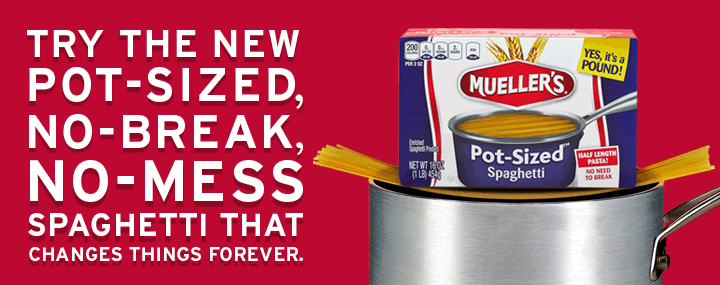 muellers Muellers Pot Sized Pasta Only 5¢ at Publix!